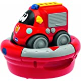 Charge and Drive Fire Truck Toy for Childern by Chicco