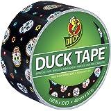 ShurTech patroon Duck Tape 1,88-inch X 10yd-sugar My schedel, andere, meerkleurig