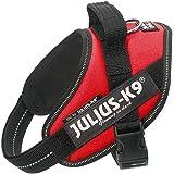 Julius-K9, 16IDC-R-M, Harnais IDC Power, Taille: Mini, Rouge