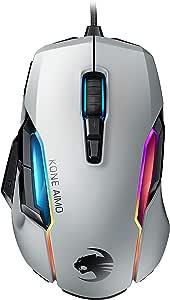 ROCCAT Kone AIMO Mouse USB Ottico 12000 DPI Ambidestro ...