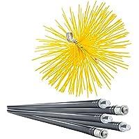 Brosserie Cardot - Le Lion 3419144 Kit de Hérisson en PVC pour ramonage 7 m