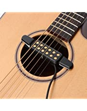 SBE Professional Acoustic Classic Clip-On Guitar Pickup Sound Amplify and Transducer parts Accessories of Guitars