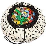 Play und Go Panda - Spielzeug Aufbewahrungssack