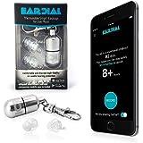 EarDial HiFi Tapones para Oídos - Protección Auditiva Invisible para Concierto, Festival Música, Músico, Moto y otra Discreta