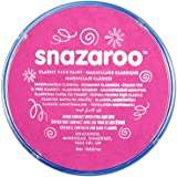Snazaroo SZ1118058 Bright Pink Classic Body Paint-1 Pc, 18 ml