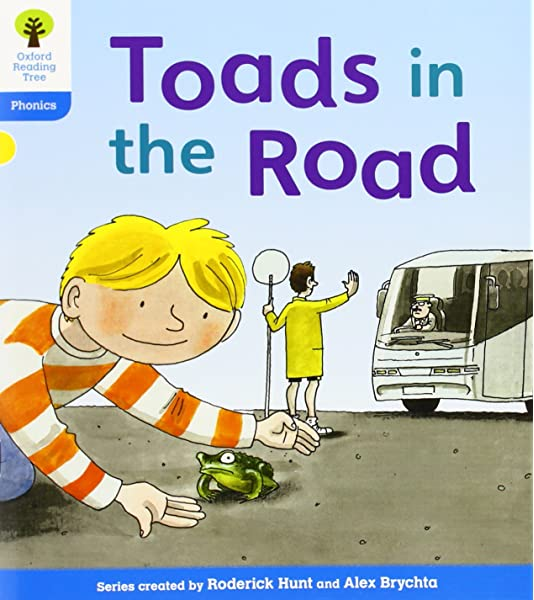 Oxford Reading Tree: Level 3: Floppy's Phonics Fiction: Toads in ...