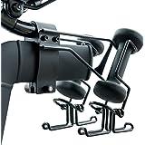 Metal Shoe Rack for Peloton Bike - Accessories for Peloton - Holds 2 Pairs of Peloton Shoes (2-pack)