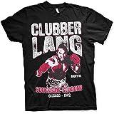 Rocky Officially Licensed Clubber Lang MenÕs T-Shirt (Darkgrey)