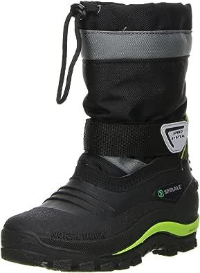Details zu Kinder Stiefel warm schwarz größe 34 gebraucht