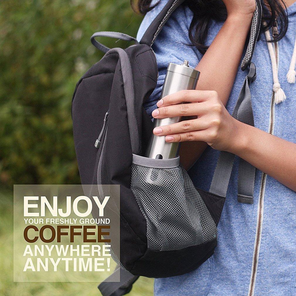 Kitchen-Pro-Original-Stainless-Steel-Manual-Coffee-Grinder