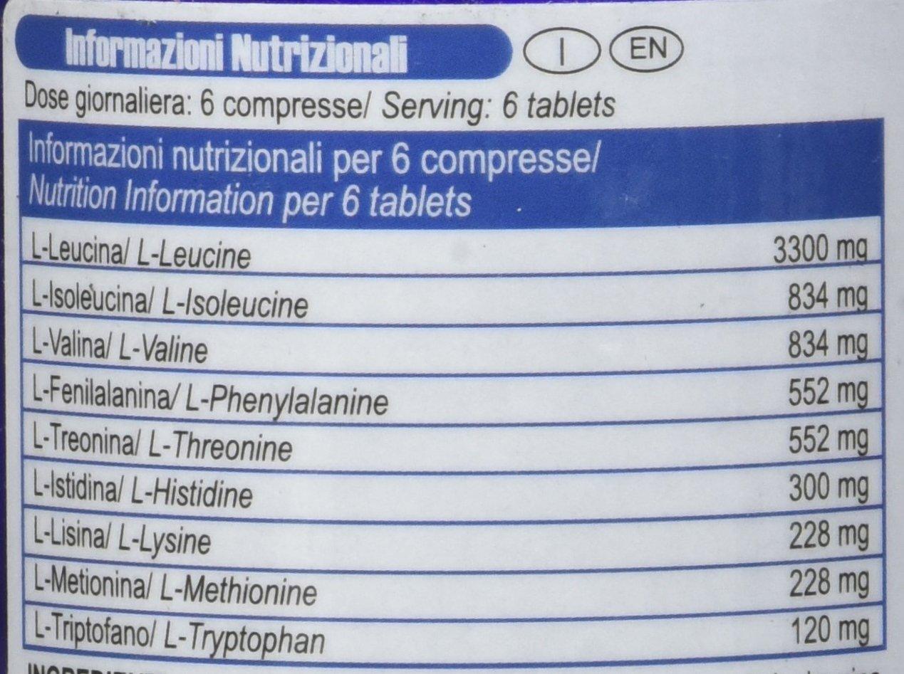 Yamamoto Nutrition Essential AMINO integratore di aminoacidi essenziali 240 compresse 2 spesavip