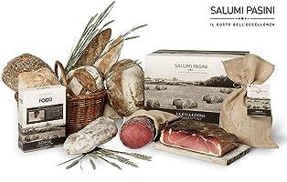 Salumi Pasini - Confezione Speciale da 3.2 Kg - Leggerezza