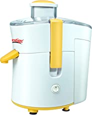 Prestige PCJ 5.0 300-Watt Juicer (White/Yellow)