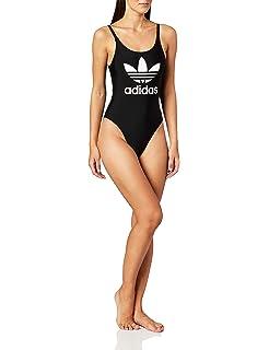 adidas TRF Swimsuit Badeanzug für Damen, Größe 42:
