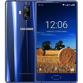 Telephone Portable Debloqué, DOOGEE Mix Lite Smartphone 4G, Écran 5,2 Pouce  HD 5d91d47934ae