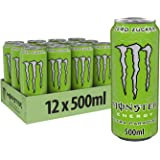 Monster Energy Ultra 12x 500ml Paradise