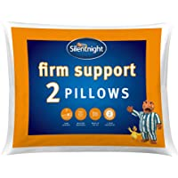 Silentnight Firm Support Pillow Pair, Ideal for Side Sleepers