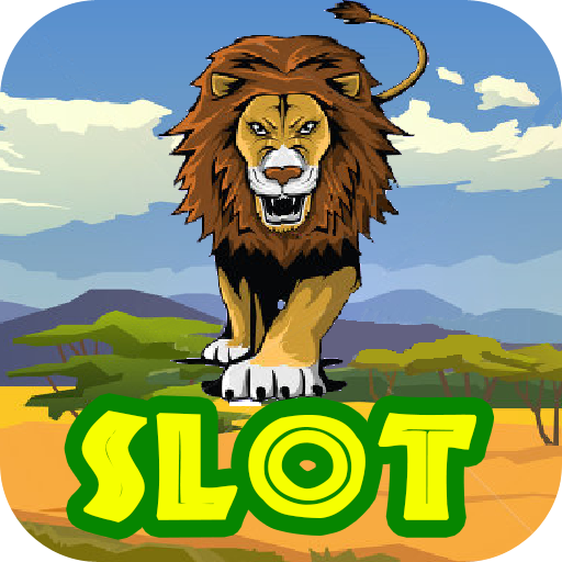 Jackpot Animal Kingdom Africa Safari Lucky Jackpot Casino Slot Machine Poker Machine Free Slots - Vegas Casino Slots