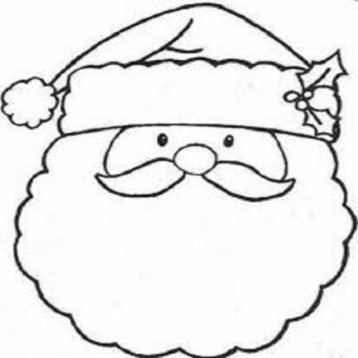 Christmas coloring book -