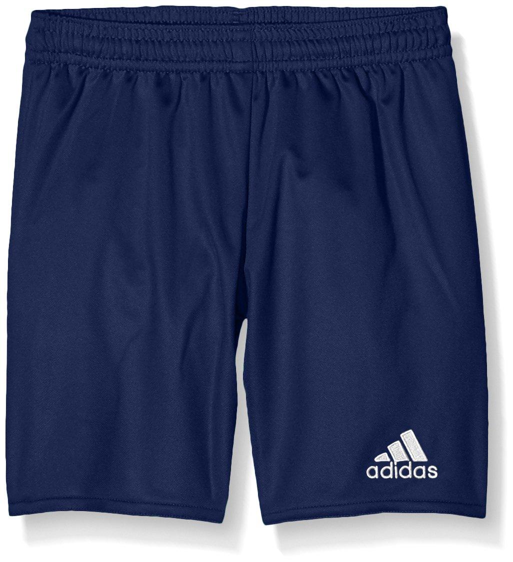 Adidas Parma 16 Sho Wb Short per Uomo, Blu/Bianco (Azuosc/Bianco), IT : 11-12 anni ( Taglia produtt