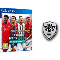 Efootball pes 2021 season update + patch - playstation 4