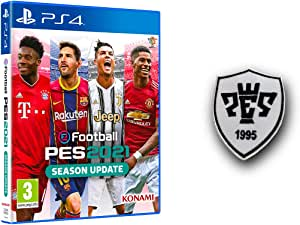 Efootball Pes 2021 Season Update + Patch [Esclusiva Amazon] - Playstation 4