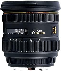 Sigma Obiettivo 24–70mm F2.8EX DG HSM (filettatura del filtro 82 mm)