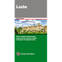 Lazio (Guide Verdi d'Italia Vol. 10) (Italian Edition)