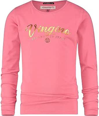 Vingino M/ädchen Longsleeves in der Farbe Rosa Gr/ö/ße 140