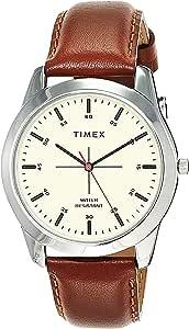 TIMEX Analog Beige Men Watch TW00ZR261E