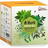Grow Your Own Gardening Kit – Easily Grow Your own Plants with Our Complete Beginner Friendly Seeds Starter Kit – Unique…