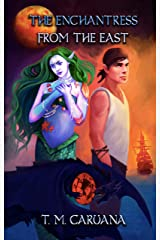 The Enchantress from the East (The Prophesied Sorcerer Book 2) Kindle Edition
