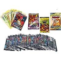 LLT PK Go, Go+ and SM Trading Cards Pack (Random 10pkt, Total 80-90 Cards)