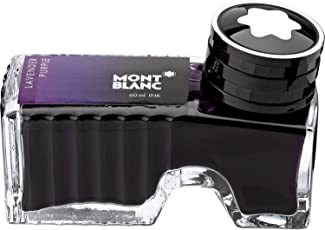 Mont Blanc Ink Bottle, Lavender Purple (105196)