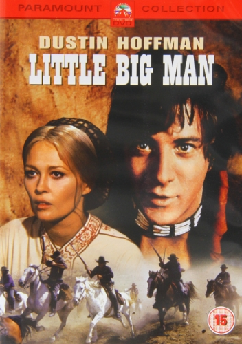 Little Big Man [Reino Unido] [DVD]