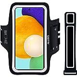 Fascia da Braccio Portacellulare per Correre, EOTW Porta Cellulare Braccio per iPhone 12/12 Pro/11/11 Pro Max/XR, Huawei P40/
