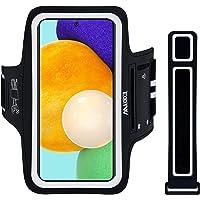 Fascia da Braccio Portacellulare per Correre, EOTW Porta Cellulare Braccio per iPhone 12/12 Pro/11/11 Pro Max/XR, Huawei…