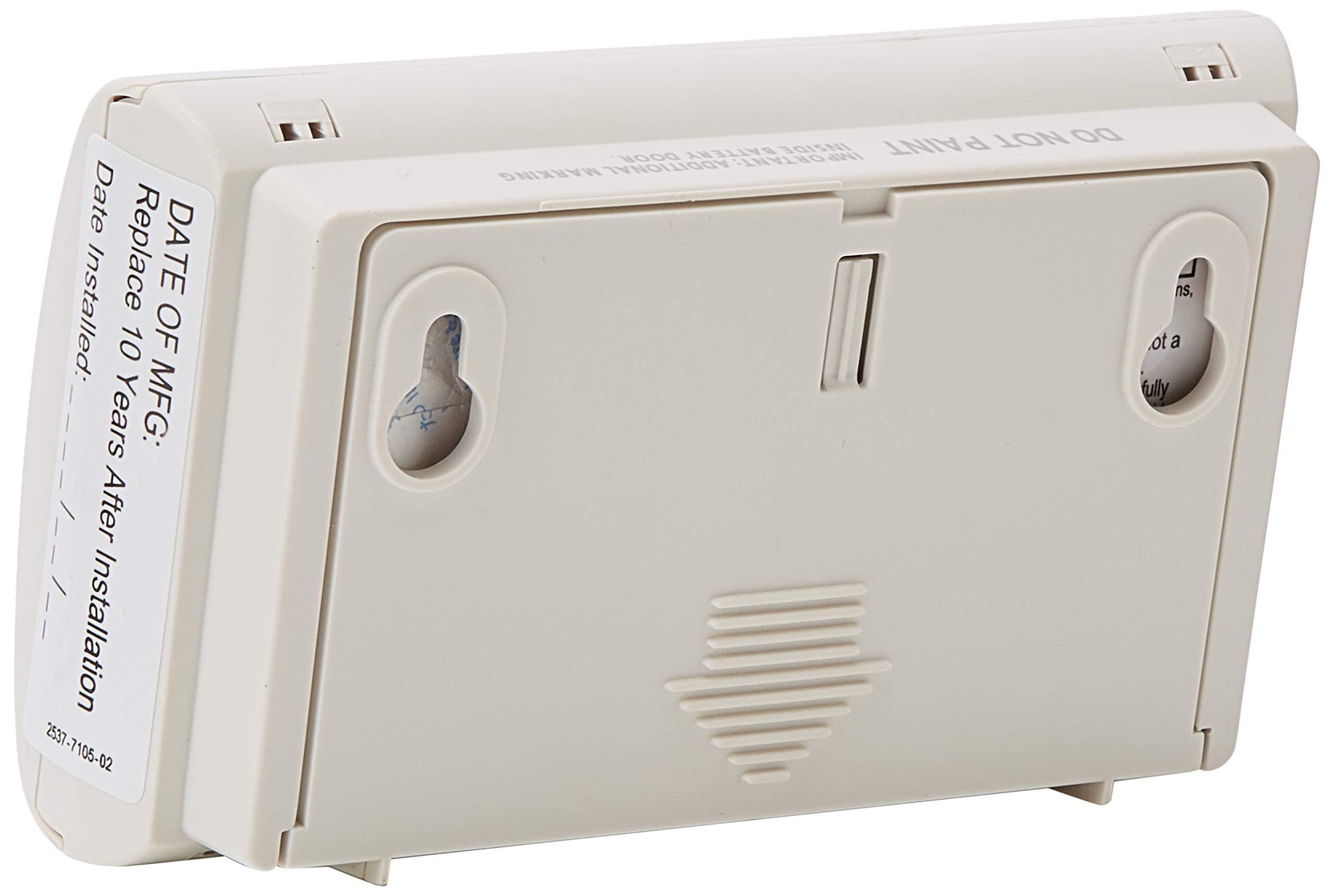 Kidde 7COC KID7COC Carbon Monoxide Alarm, White