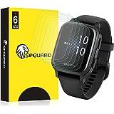 SPGUARD Screen Protector compatibel met Garmin Venu Sq Screen Protector, [6 Pack]