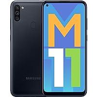 Samsung Galaxy M11 (Black, 4GB RAM, 64GB Storage) with No Cost EMI/Additional Exchange Offers