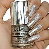 DeBelle Gel Nail Lacquer Sparkling Dust - 8 ml (Glitter Nail Polish)