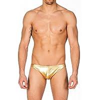 Gary Majdell Sport Sport Men's Greek Bikini Swimsuit with Contour Pouch