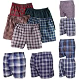 Mens Shorts Bamboo Trunks Underwear Shorts for Men, Breathable, Soft, Cool Dry Gym Boxer Briefs Mens Boxer Shorts Multipack G