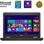 (Renewed) Dell Latitude E5440 14-inch Laptop (Core I5 4th Gen/8GB/320 GB HDD/Windows 10/MS Office Pro 2019/Integrated Graphics), Black