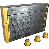 Nespresso Capsules Espresso Volluto, Lot de 5, 50 Capsules
