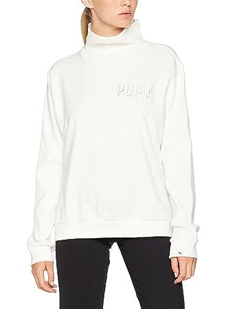 Buy Puma Fusion Turtleneck Sweat Black Sweatshirt for Women Online India, Best  Prices, Reviews | PU102WA33HBNINDFAS