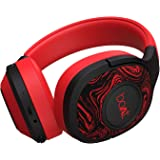 Boat Rockerz 550 Over-Ear Wireless Headphone with Ergonomic Aesthetics, Plush Padded Earcups, Immersive Audio, Bluetooth…