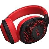 boAt Rockerz 550 Over-Ear Wireless Headphone with Ergonomic Aesthetics, Plush Padded Earcups, Immersive Audio, Bluetooth v5.0