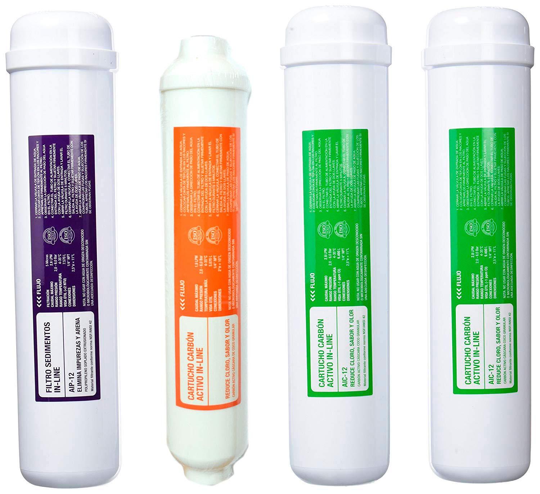 ATH conjunto filtros osmosis genius compacta