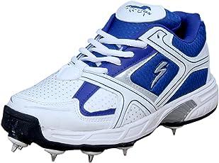 Stallion Sports Power Men's Full Spike Cricket Shoes